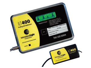 UV radiometras ILT490