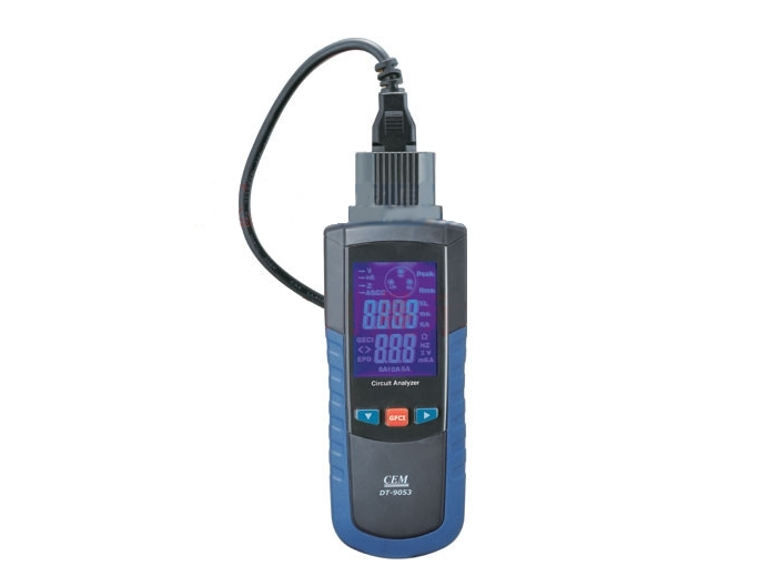 Grandinės analizatorius DT-9053