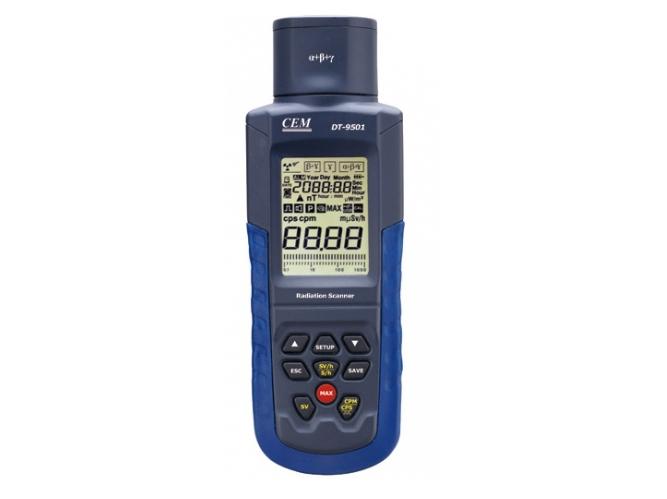 Radiacijos matuoklis DT-9501