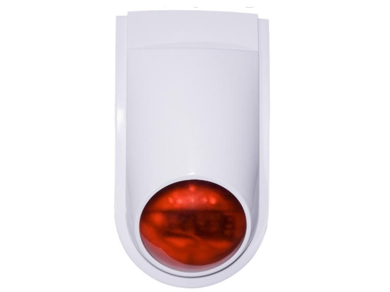 Optinis-garsinis pavojaus perspėjimo signalizatorius AIS-SV101
