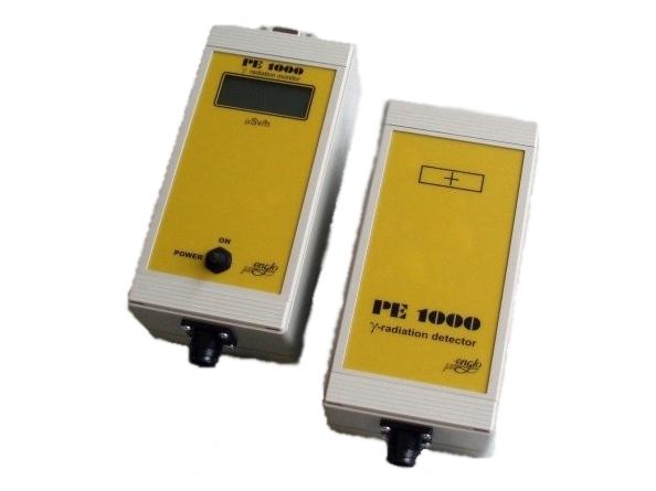 Gama radiacijos matuoklis PAKRI PE-1000