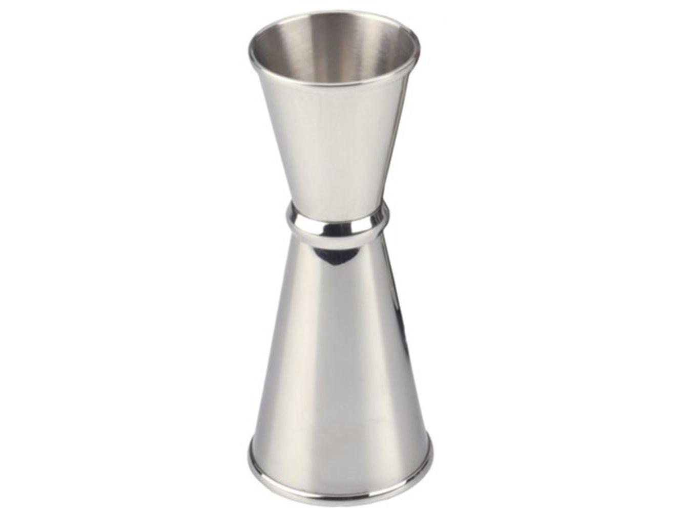 Metalinė graduota 50 ml. matavimo taurelė