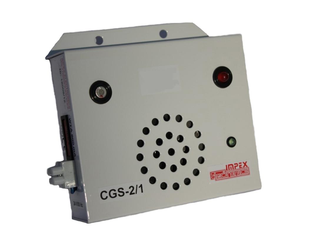 Propano ir butano dujų detektorius CGS-2/1 1P 24V