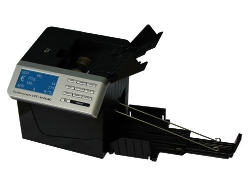 Banknotų tikrinimo ir skaičiavimo aparatas CCE 180 Multi