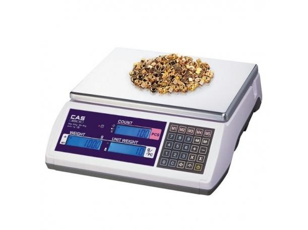 Elektroninės svarstyklės CAS EC 15 kg