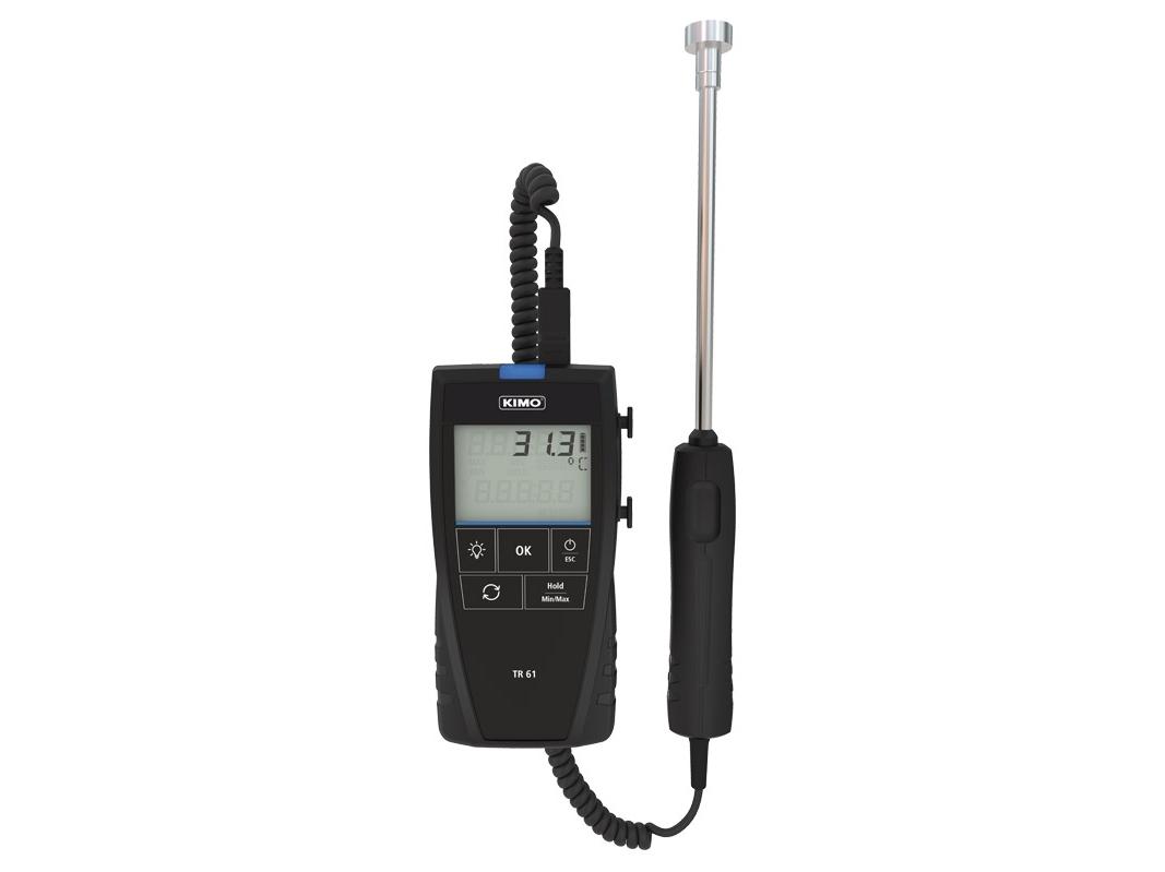 Skaitmeninis termometras KIMO TR 61