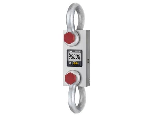 Jėgos matuoklis tempimui matuoti TM50000