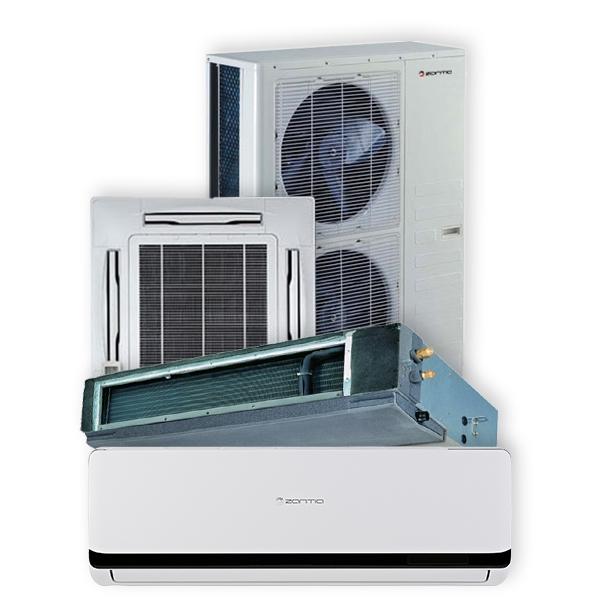 Oro kondicionierius Multisplit Florida (2 išorinės dalys + 3 vidinės dalys)
