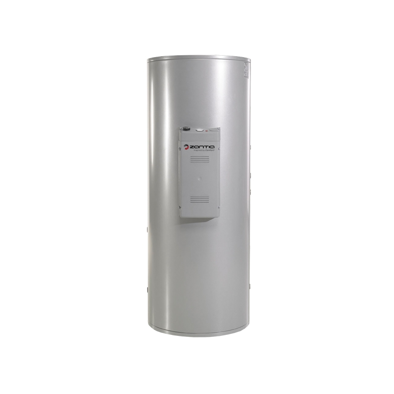 Vandens šildytuvas su 1 šilumokaičiu, 80 L talpa
