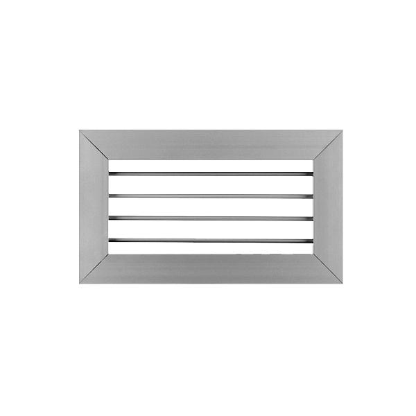 Grotelės SH27 500x200