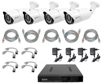Vaizdo stebėjimo sistemų rinkiniai