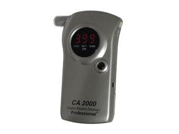 Alkotesteris CA-2000 Professional su 0,01‰ žingsniu