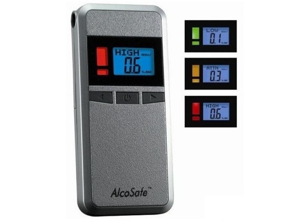 Alkotesteris AlcoSafe KX6000S2