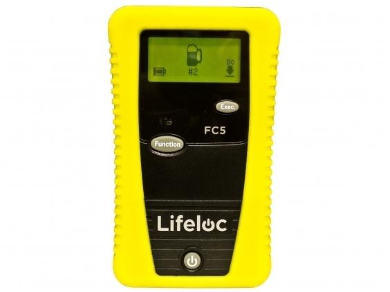 Alkoholio detektorius Lifeloc FC5