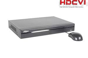 Tribrid įrenginys 4kam HCVR5104HE-S3