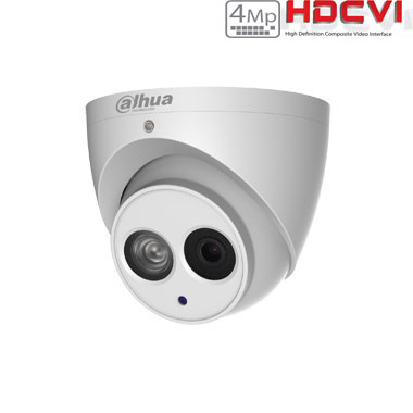 HD-CVI 4MP vaizdo kamera su IR HAC-HDW1400EMP