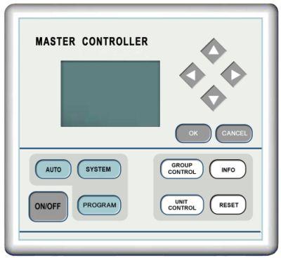 Valdiklis tinkliniams termostatams