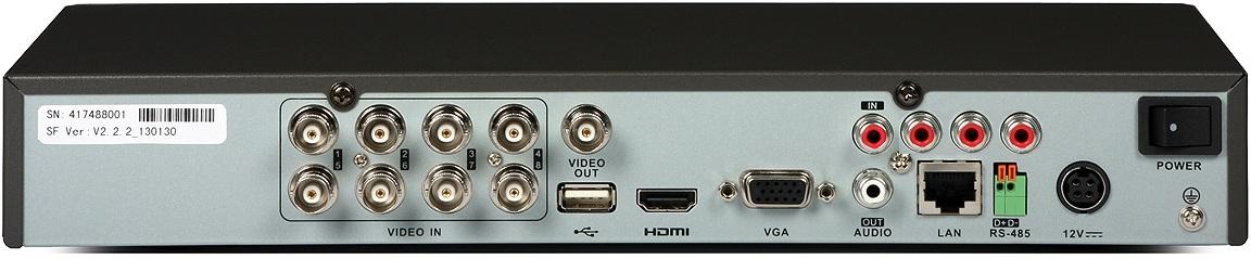 Hikvision DS-7208HVI-SV