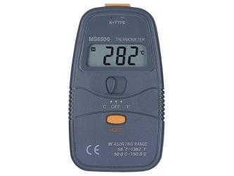 Temperatūros matuoklis MS6500