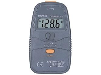 Temperatūros matuoklis MS6501