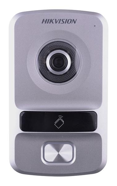 Video telefonspynės iškvietimo modulis Hikvision DS-KV8102-IP