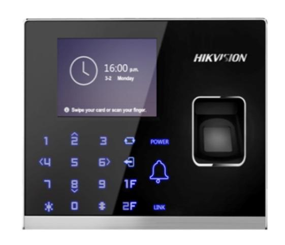 Pirštų atspaudų skaitytuvas Hikvision DS-K1T200EF-C