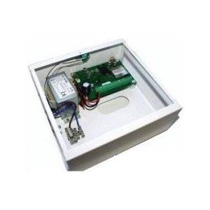 8 zonų centralė (išplečiama iki 32) su integruotu GSM modemu Trikdis SP131KIT