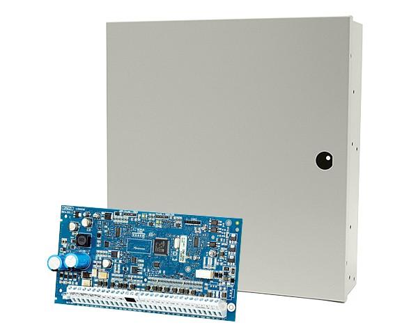 8-32 zonų apsaugos centralė su dėže DSC Neo HS2032NKE