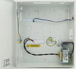 Metalinė dėžė su transformatoriumi SECOLINK CAS8