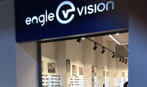 Prekių apsaugos sistemų įrengimas Eagle Vision optikos tinkle