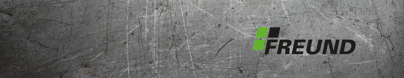 Freund įrankiai  Lakštinio metalo plokščių pjovimo, lankstymo, užlankų (kraštų volcavimo) formavimo įrankiai