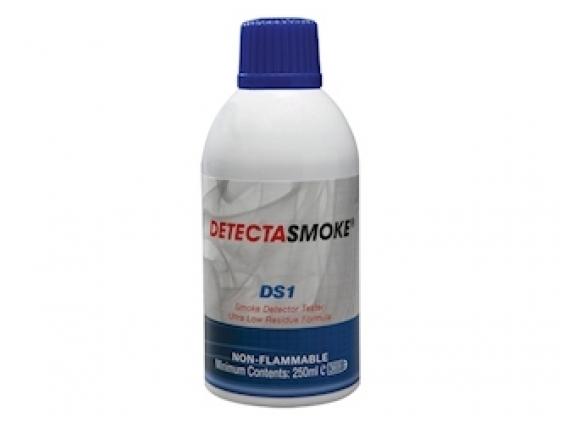 Testas dūmų detektoriams