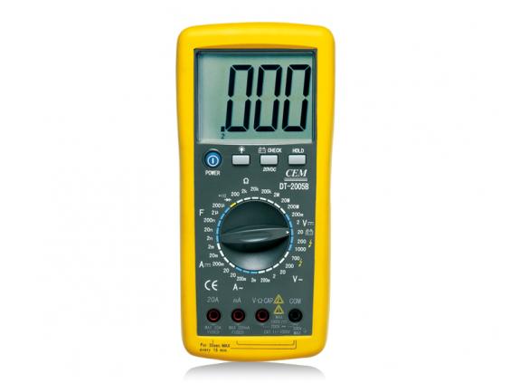 Skaitmeninis multimetras DT-2009