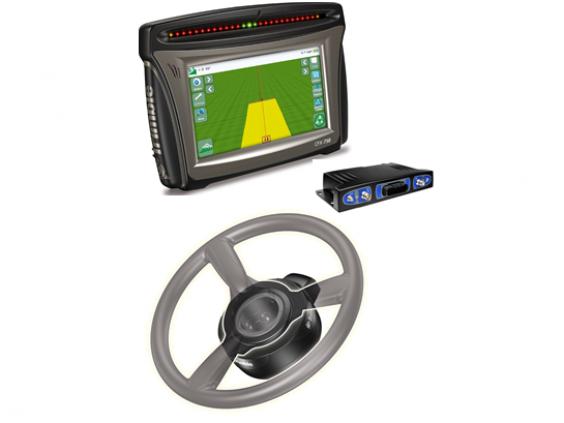 Automatinio vairavimo sistema Trimble EZ-Pilot