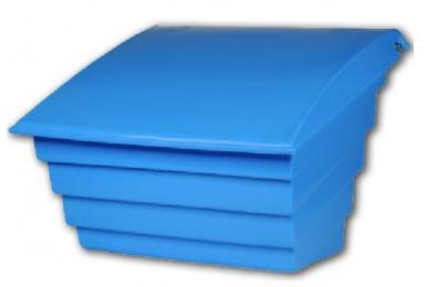 Dėžė smėliui ir druskai 70 litrų (100 kg)