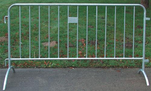 Apsauginė mobili tvorelė - atitvaras FRA