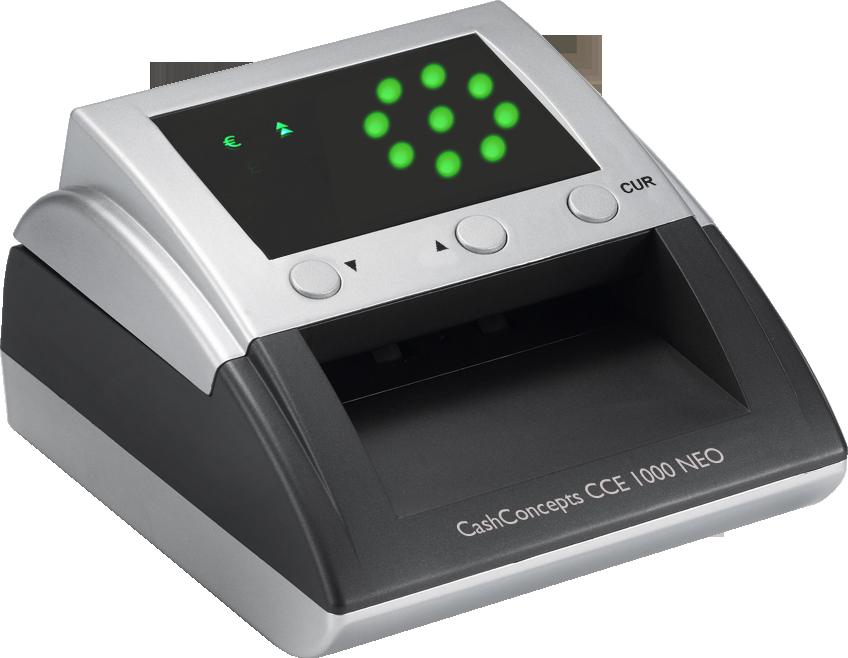 Banknotų tikrinimo aparatas CCE 1000 NEO