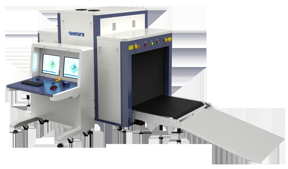 Bagažo tikrinimo įrenginys XR-0800
