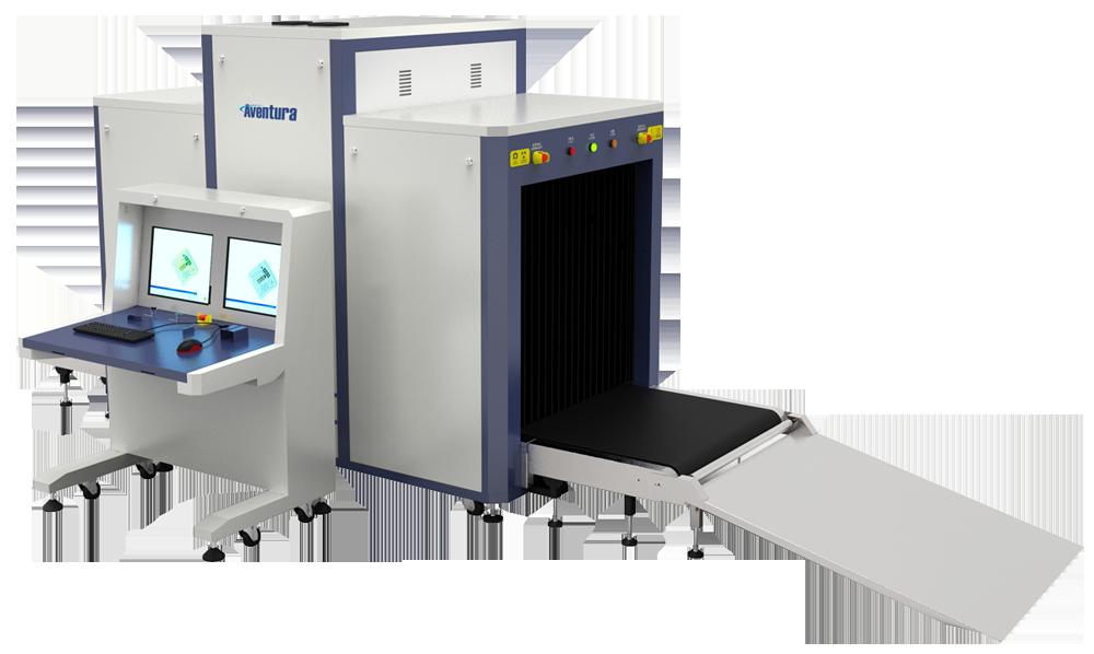 Bagažo tikrinimo įrenginys XR-1000