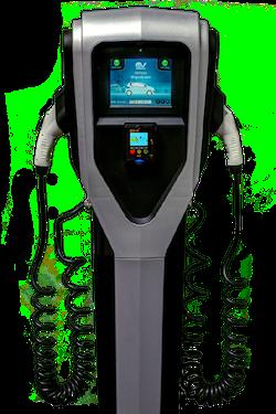 Elektromobilių įkrovimo stotelė JuiceStation