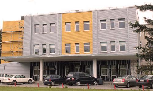 Kėdainių ligoninėje modernizavome priešgaisrines sistemas