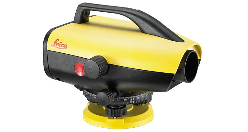 Skaitmeninis nivelyras Leica Sprinter 50