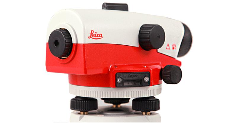 Automatinis nivelyras Leica NA730