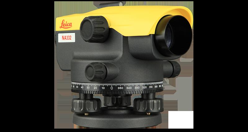 Automatinis nivelyras Leica NA320