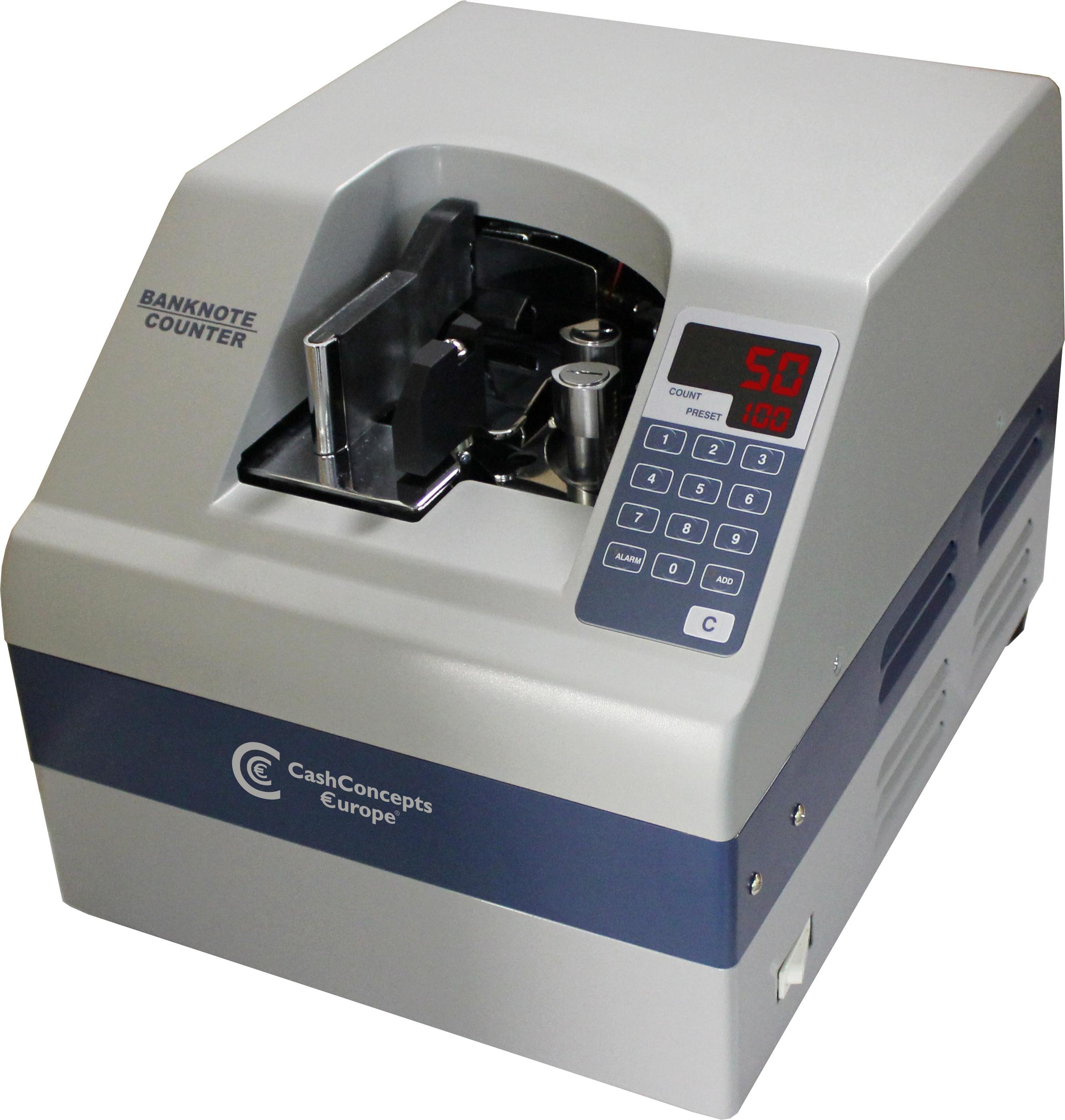 Banknotų skačiavimo aparatas CCE 290