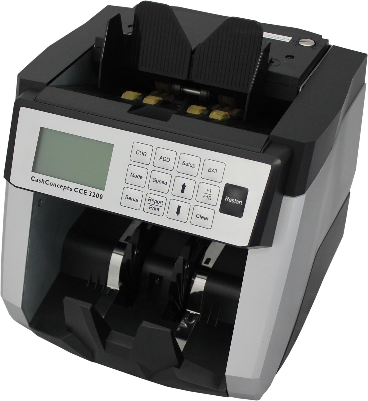 Banknotų skaičiavimo aparatas CCE 3200