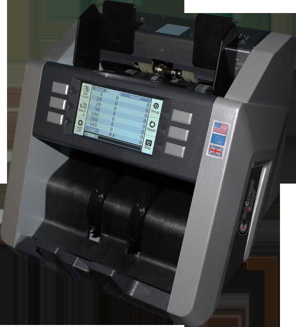 Banknotų skaičiavimo aparatai CCE 350