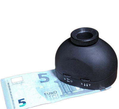 Didinamasis stiklas pinigų ir dokumentų tikrinimui C2-Z