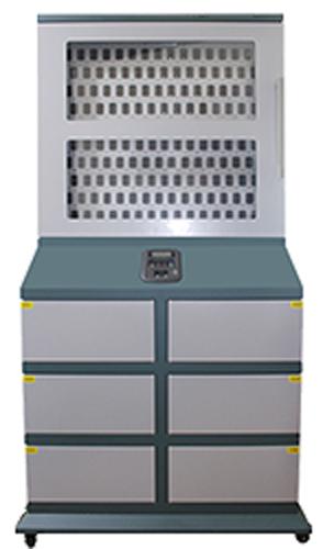 Pažangi raktų saugojimo sistema KMS-150