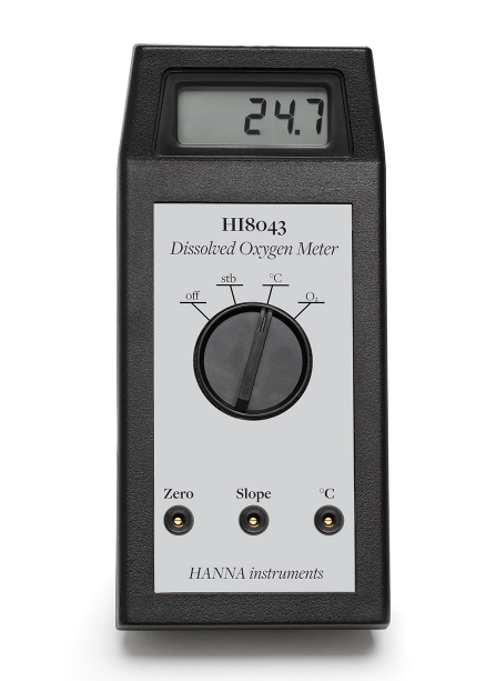 Ištirpusio deguonies matuoklis HI8043
